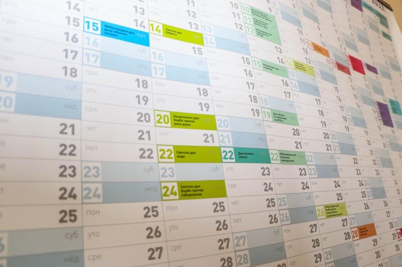 Kalendar.